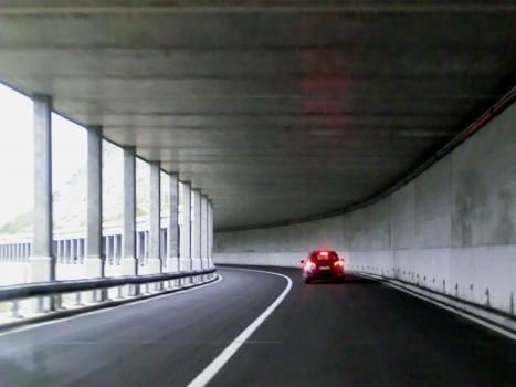 Tunnel Banchi-Costoni di Fieud