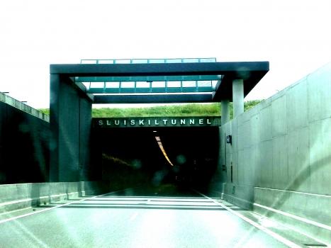 Sluiskiltunnel eastern portal