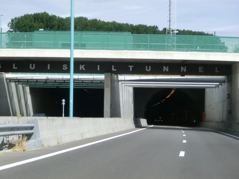 Sluiskiltunnel western portal
