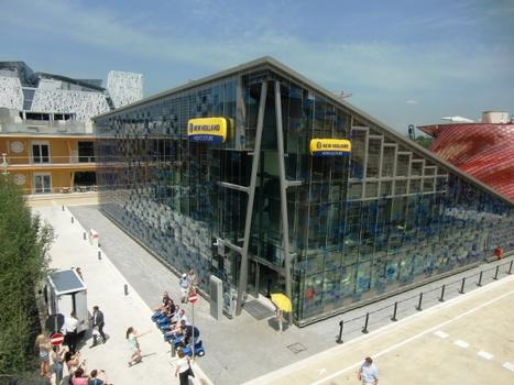New Holland Pavilion (Expo 2015)