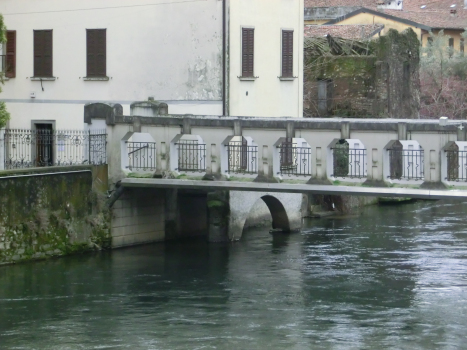 Via Maddalena Footbridge
