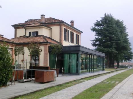 Gare de Paratico-Sarnico