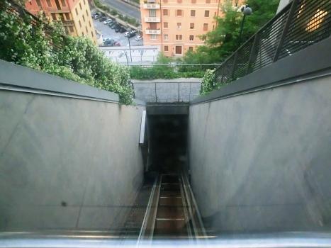 Station du Minimetrò de Pincetto