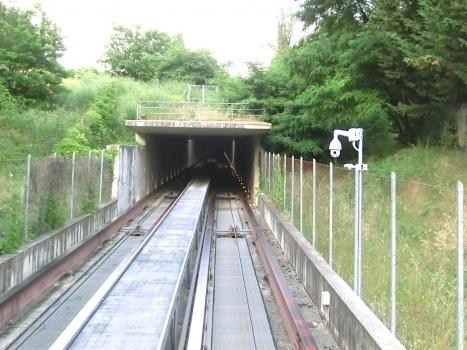 Minimetròtunnel Cupa