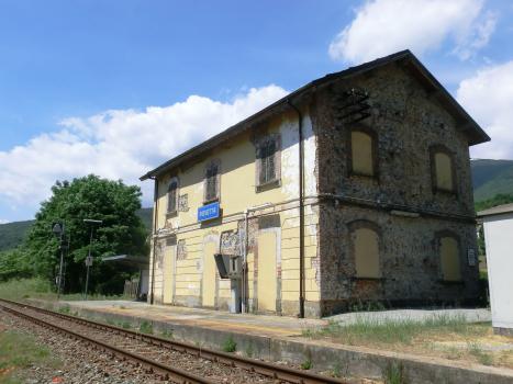 Gare de Pievetta
