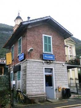 Pilzone Railway Station