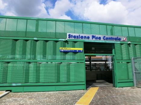 Gare de Pisa Mover Pisa Centrale