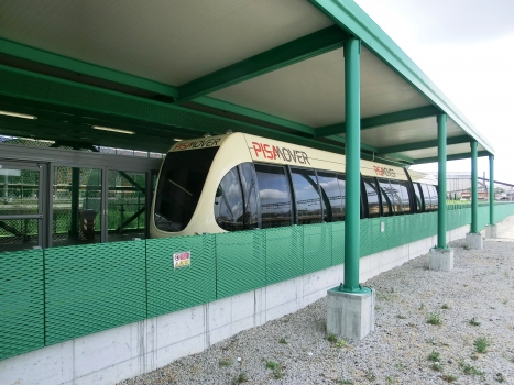 Pisa Mover Pisa Centrale Station
