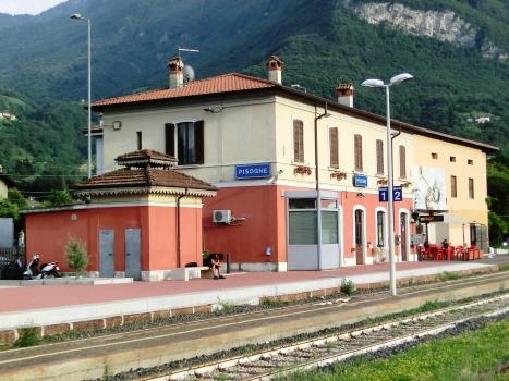 Gare de Pisogne