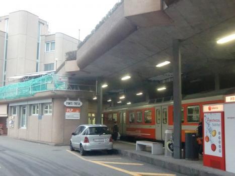 Ponte Tresa Station