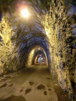 Tunnel de Porto Letizia I