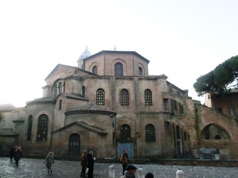 Basilique San Vitale