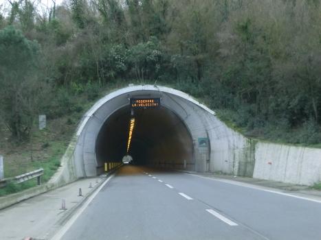 Vallombrosina Tunnel northern portal