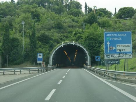 Pallotta Tunnel eastern portal