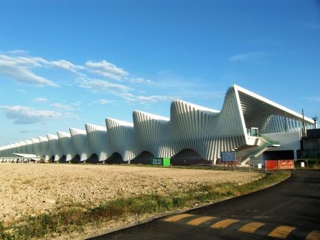 AV-Bahnhof Reggio Emilia