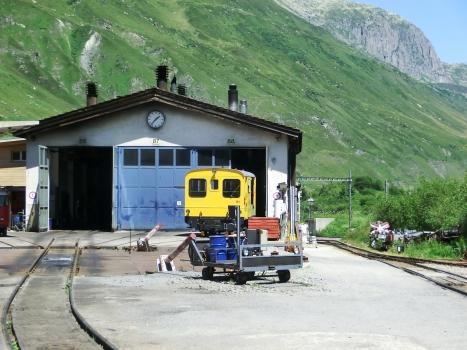Gare de Realp DFB