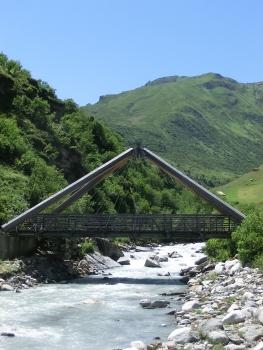 Realp Ski Bridge (South)