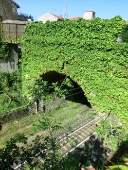 Altare Tunnel western portal
