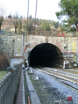 Tunnel de l'Appennino