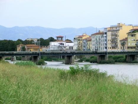 Pisa Railroad Bridge