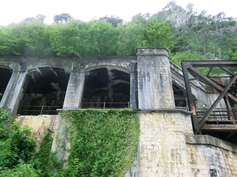 Tunnel Chiusaforte 1