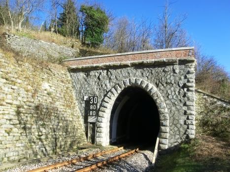 Biforco Tunnel western portal