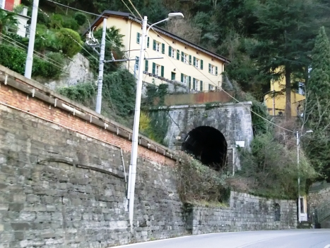 Biosio Tunnel northern portal