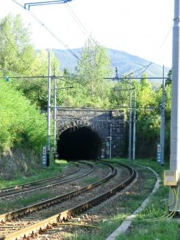 Borgallo Tunnel northern portal