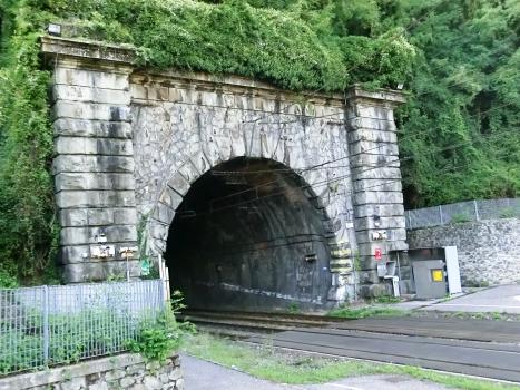 Borgallo Tunnel southern portal
