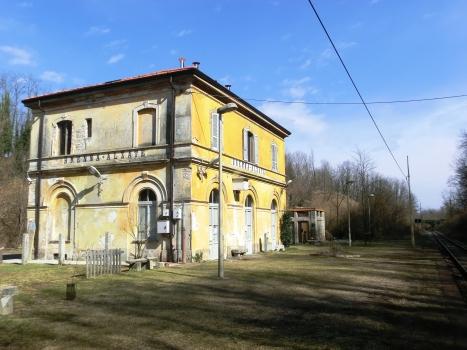 Bahnhof Brenna-Alzate