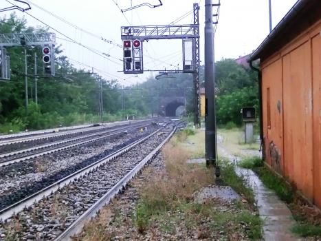 Tunnel de Calonichetta