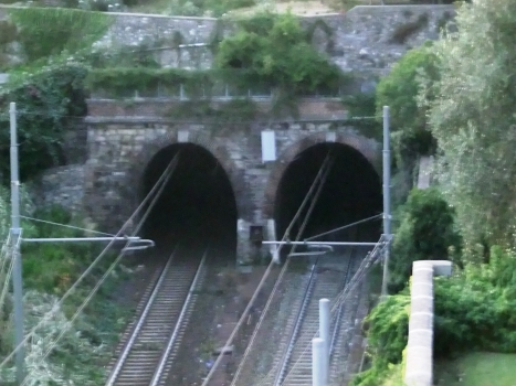 Tunnel Camogli