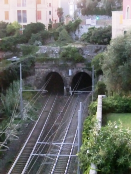 Tunnel de Camogli