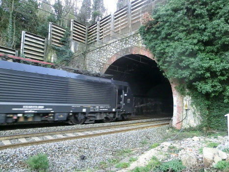 Canneto II Tunnel