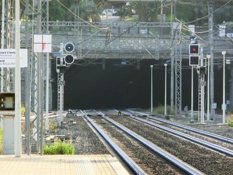 Capo Verde-Capo Nero tunnel eastern portal