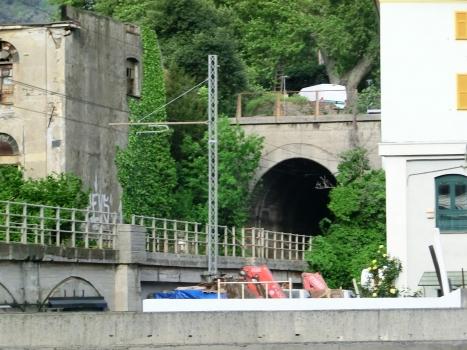 Tunnel de Cappuccini binario dispari