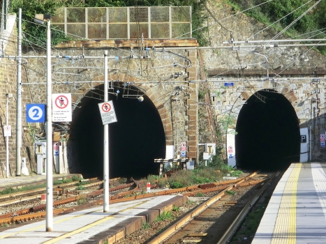 Tunnel Cappuccini south