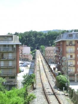 Eisenbahnviadukt Cevetta