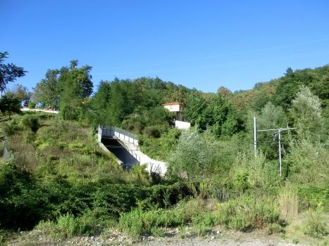 Tunnel de Chiesaccia