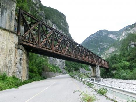Eisenbahnbrücke Chiusaforte