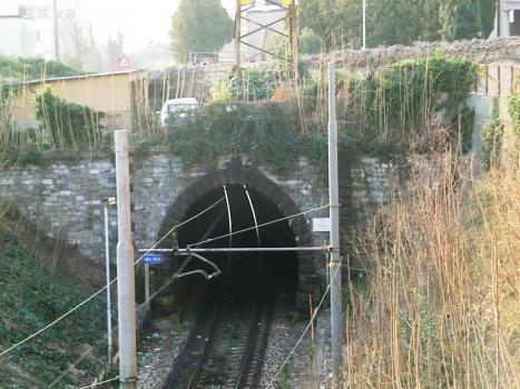 Cimitero Tunnel eastern portal