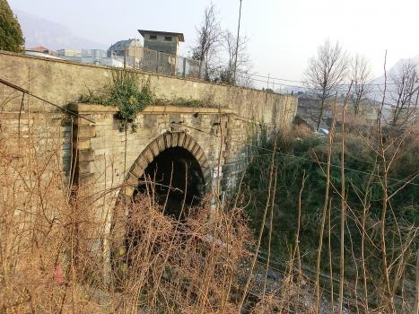 Cimitero Tunnel western portal