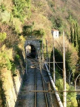 Cimitero Tunnel northern portal