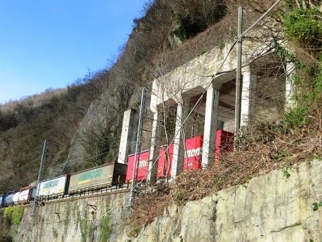 Tunnel de Colmegna