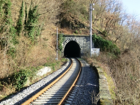 Colombino Tunnel western portal