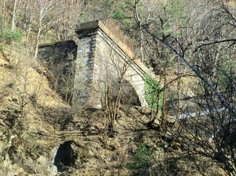Comba Scura Tunnel western portal