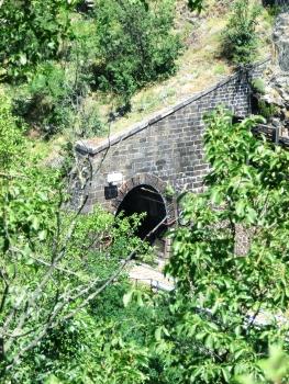 Tunnel della Rocca