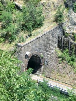 Della Rocca Tunnel southern portal