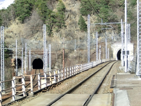 Tunnel d'Exilles Sud