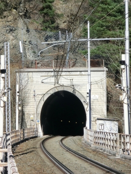Exilles South (even track) Tunnel western portal
